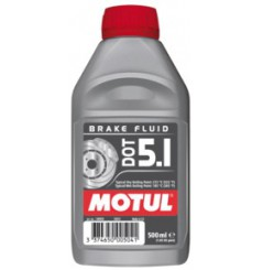 Liquide de frein Motul DOT 5.1 Brake fluid pour Moto