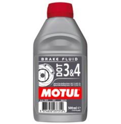 Liquide de frein Motul DOT 3 & 4 Brake fluid pour Moto 0,5L