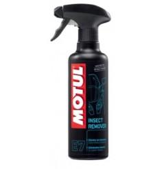 INSECT REMOVER Motul Moto MC Care E7, Élimine les Insecte