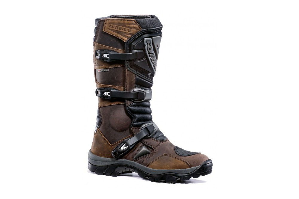 Bottes Quad & Enduro Forma ADVENTURE Marron