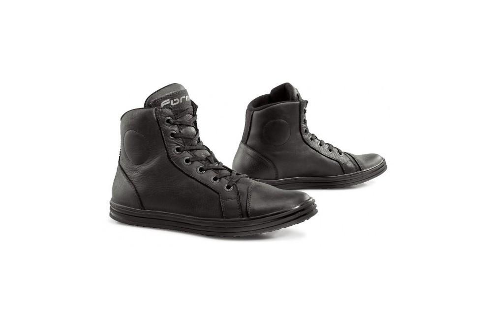 Chaussure Moto Forma SLAM DRY Noir / Blanc