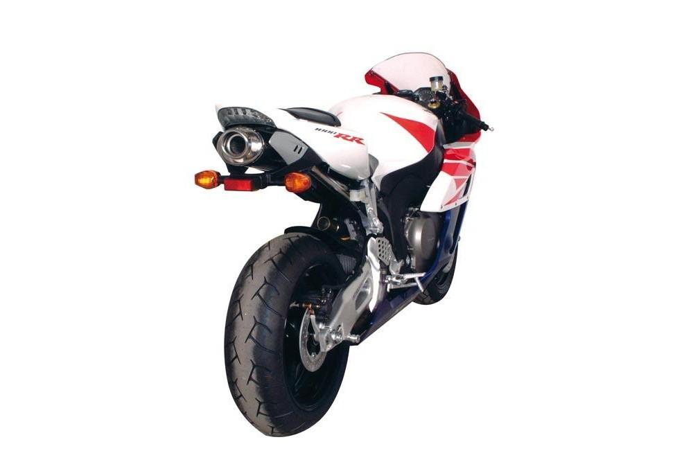 Silencieux Scorpion Stealth Inox Honda CBR 1000 RR 04/05