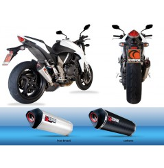 Silencieux Scorpion Serket Carbone Honda CB1000R (08-16)