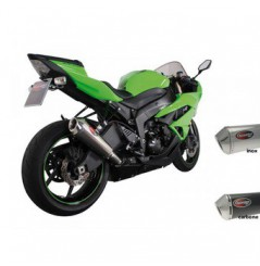Silencieux Scorpion Power Cone Inox Kawasaki ZX10R (08-10)