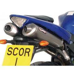 Silencieux Scorpion Alteum Titane Yamaha YZF-R1 (04-06)