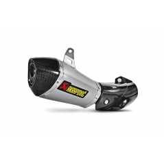 Silencieux Titane Akrapovic Homologué ZX-10R (11-15)