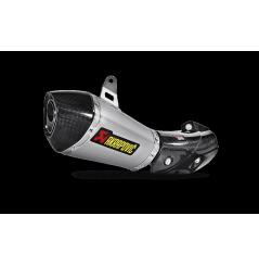 Silencieux Titane Akrapovic Homologué ZX-10R (11-16)