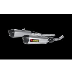 Silencieux Titane Akrapovic ZZR 1400 (12-16)