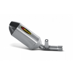 Silencieux Akrapovic GSXR 600 et 750 (06-07)