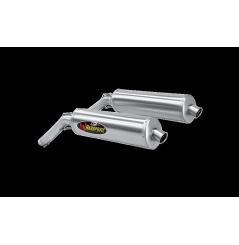 Silencieux Titane Akrapovic Homologué V-Strom 1000 (02-09)