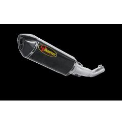 Silencieux Carbone Akrapovic GSXR 1000 (07-08)