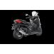 Silencieux Akrapovic X-Max 400 de 2013 a 2014