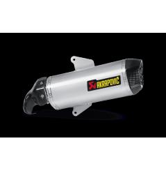 Silencieux Akrapovic Homologué SRV 850 (12-16)