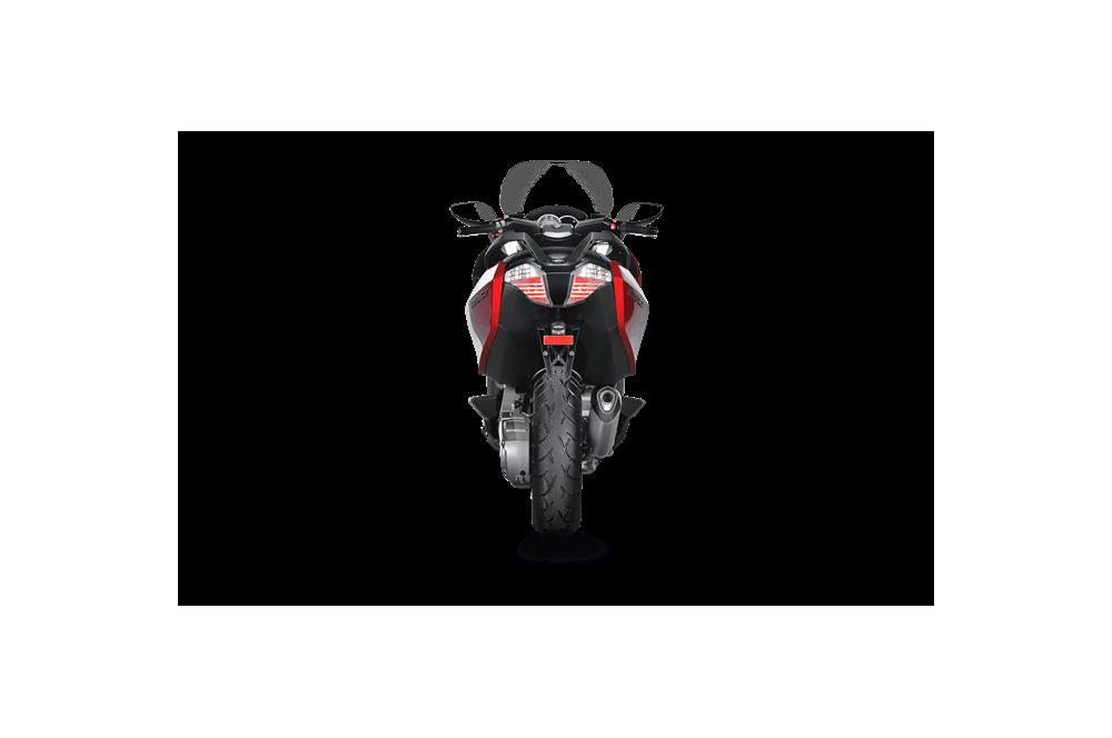 Silencieux Akrapovic Homologué C 650 GT de 2012 a 2014