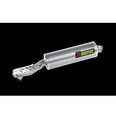 Silencieux Titane Akrapovic Homologué R1200 GS (04-09)