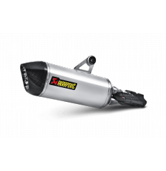 Silencieux Titane Akrapovic Homologué R1200 GS (13-15)