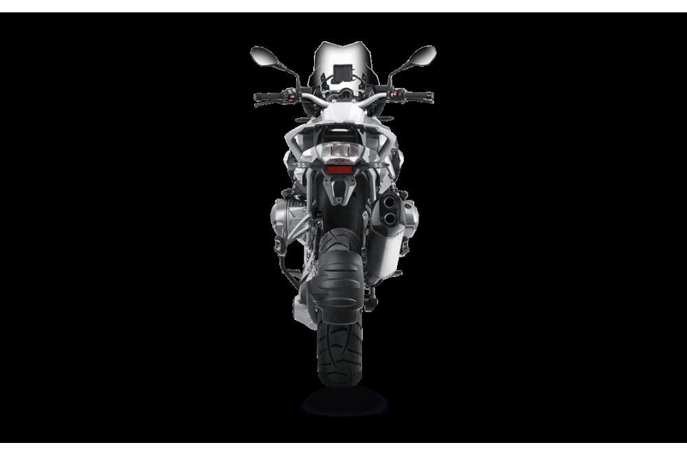 Silencieux Titane Akrapovic Homologué R1200 GS de 2013 a 2014