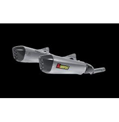 Silencieux Titane Akrapovic Homologué K1600 GT et GTL (11-16)