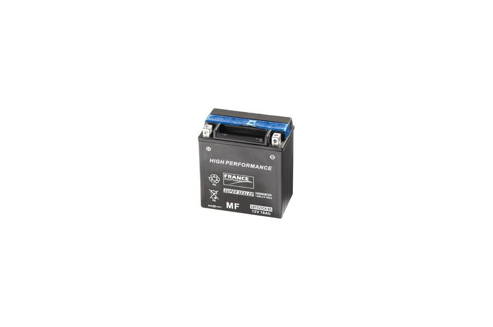 Batterie FE CBTX20CH-BS / YTX20CH-BS