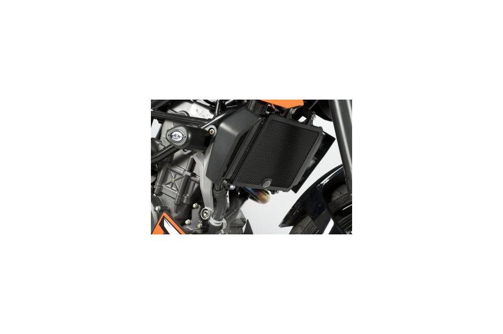 Protection De Radiateur KTM Duke 125 / 390