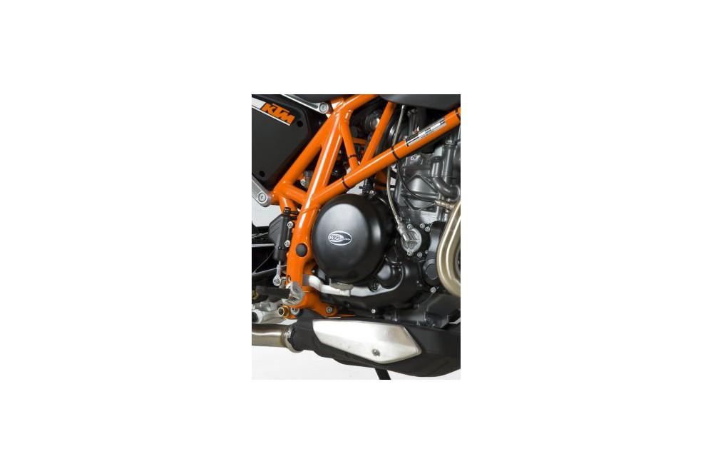 Couvre Carter Droit KTM 690 Duke