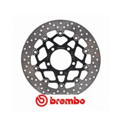 Disque de frein avant Brembo ZX6R, ER6, Z750, Z1000, ZX10R, Versys...