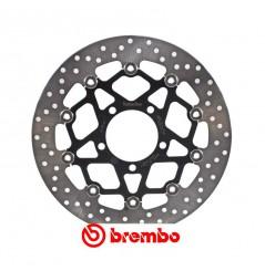 Disque de frein avant Brembo ZX6R 636, Z800, ZX10R, GTR / ZZR 1400