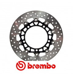 Disque de frein avant Brembo pour Gladius, SV650 Abs