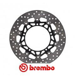 Disque de frein avant Brembo FZ6 S2 (04-11) XJ6 (09-16) R6 (03-04) MT03 (06-11) MT07 (14-16) MT09 (13-16)