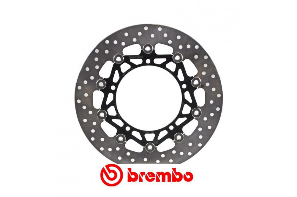 Disque de frein avant Brembo XJ6, FZ6, R6, MT03