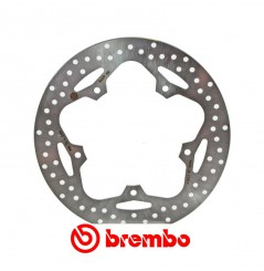 Disque de frein arrière Brembo pour Aprilia SRV850 (12-14)
