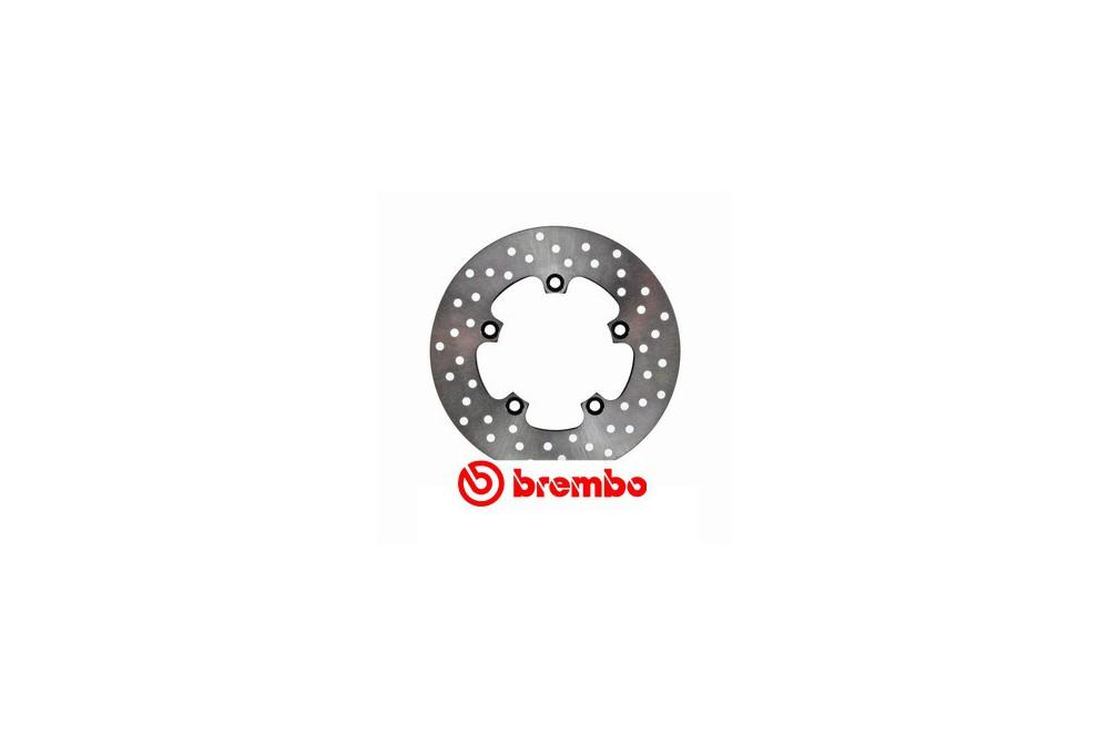 Disque de frein arrière Brembo Tornado 900 03/06