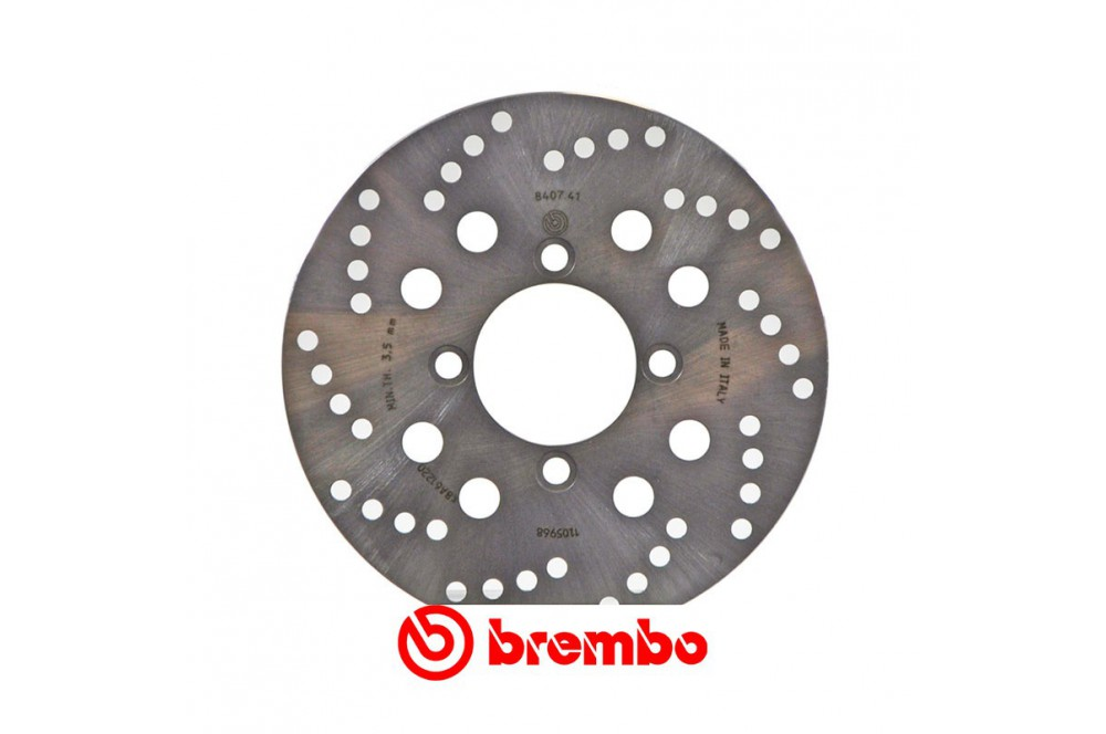 Disque de frein arrière Brembo Suzuki Burgmann 125 01-06