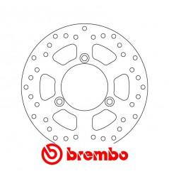 Disque de frein avant/arrière Brembo Suzuki 125 Burgman (06-16)