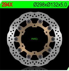 Disque de frein avant wave XJ 600, YZF R6 99/02, 650/1100 DragStar, TDM 900, 1000 FAZER, YZF R1 98/03, Bulldog, FJR/XJR 1300
