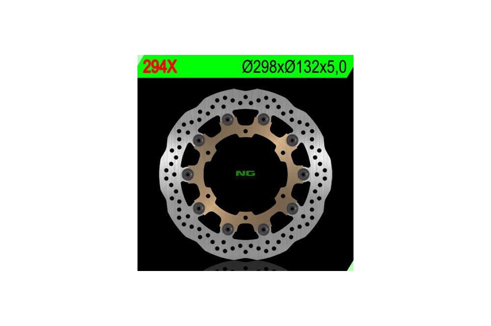 Disque de frein avant wace XJ 600, YZF R6 99/02, 650/1100 DragStar, TDM 900, 1000 FAZER, YZF R1 98/03, Bulldog, FJR/XJR 1300