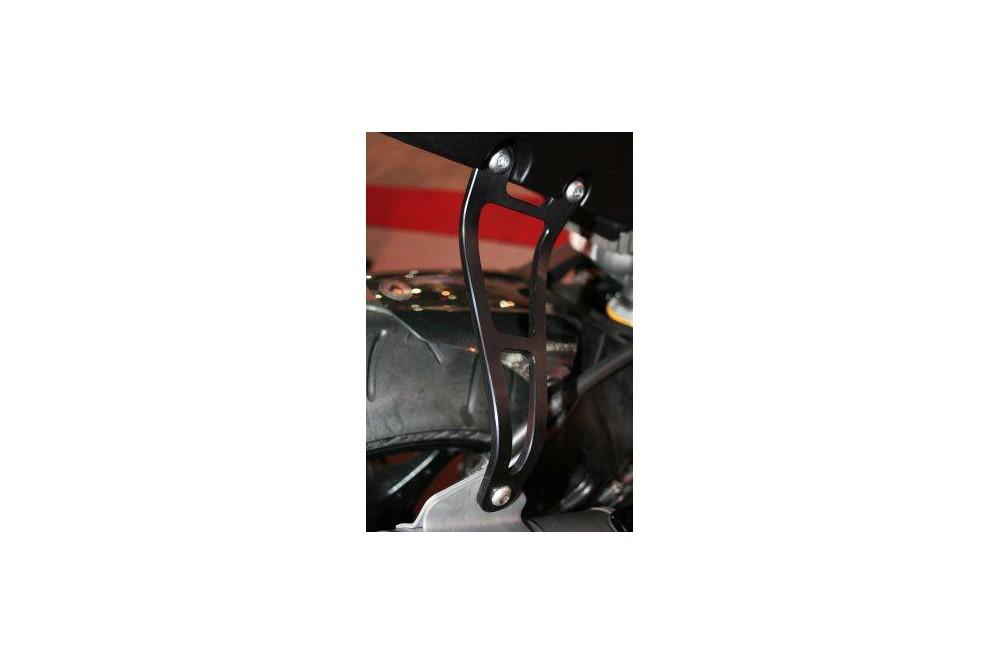 Support de Silencieux R&G Aprilia RSV1000R, TUONO 1000