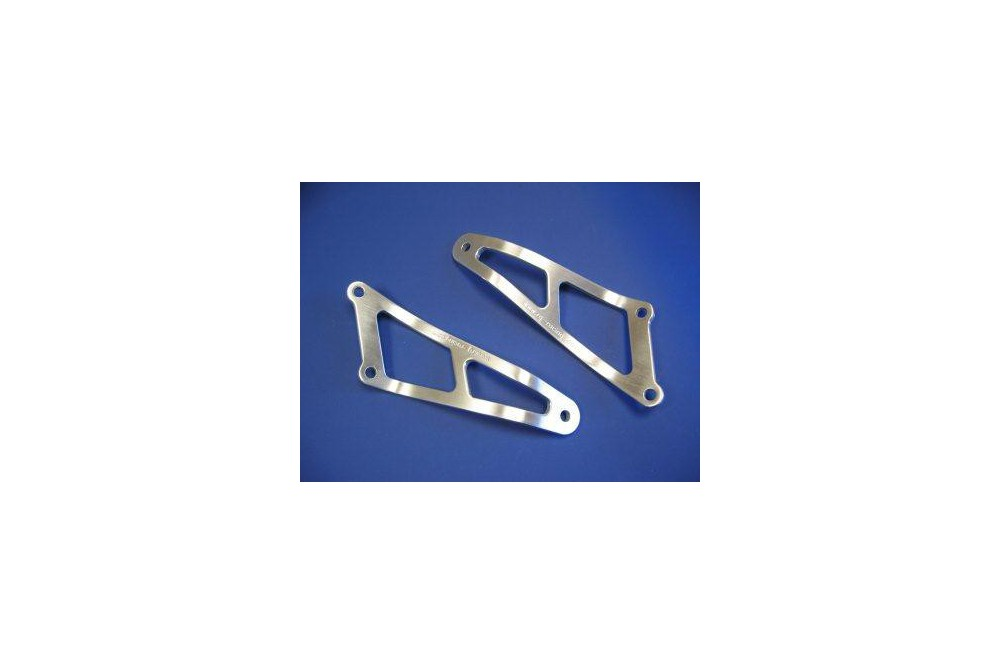 Support de Silencieux R&G Aprilia RSV1000R