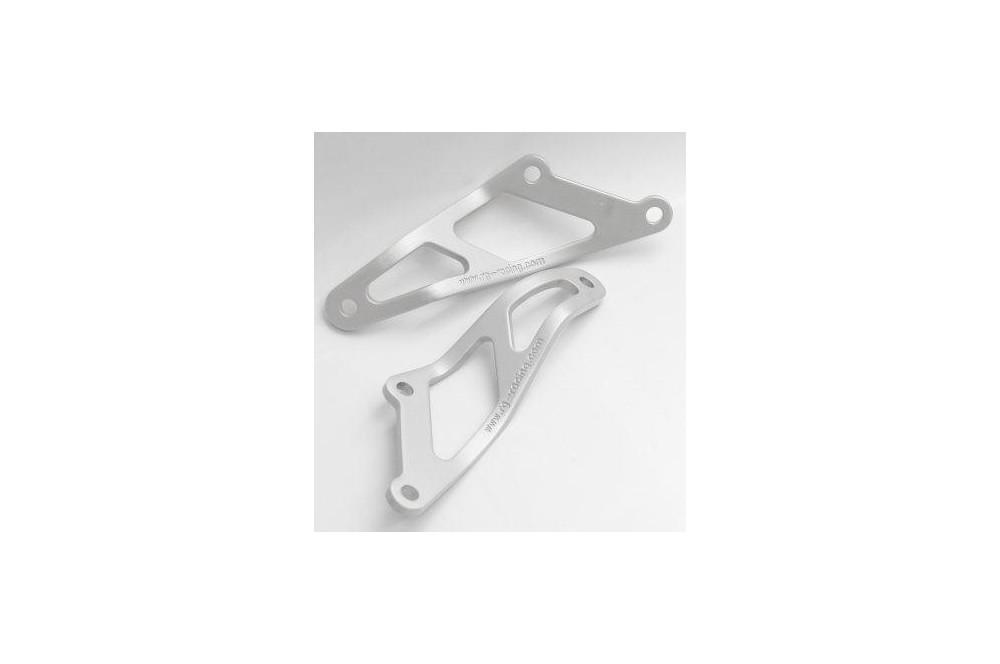 Support de Silencieux R&G Aprilia RSV1000