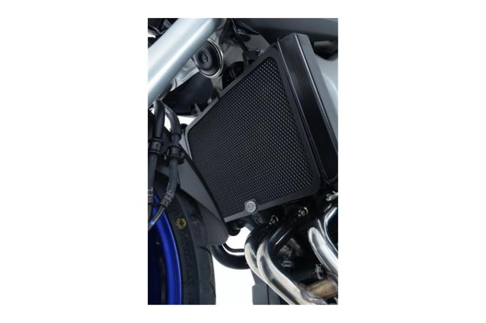 Protection De Radiateur R&G Noir Yamaha MT09