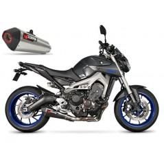 Silencieux Scorpion Serket Titane Yamaha MT09 (13-16)
