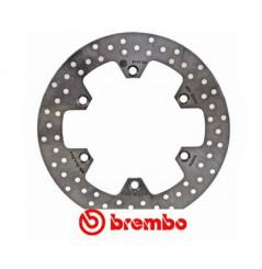 Disque de frein avant Brembo CBR125R, CBR600F, Transalp 600, Silverwing 600