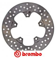 Disque de frein arrière Brembo Yamaha XJ6 (11-16)