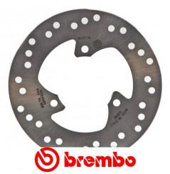 Disque de frein arrière Brembo Aprilia Atlantic 125, 250, 300, 400, 500