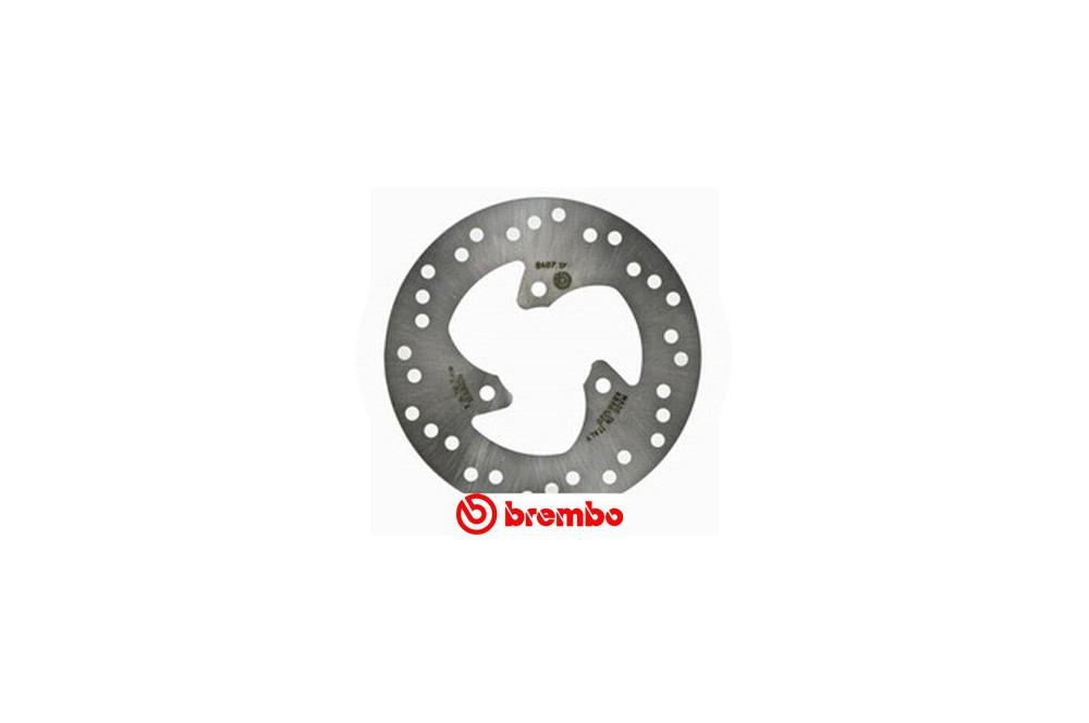 Disque de frein arrière Brembo Apriliia Leonardo 125 et 300, SR 125 99-03
