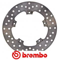 Disque de frein arrière Brembo Aprilia SR Max 125 et 300, Scarabeo 250 et 300