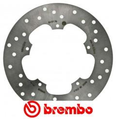 Disque de frein arrière Brembo Piaggio X7 125, X8 125, 250 et 400, X9 125, 250