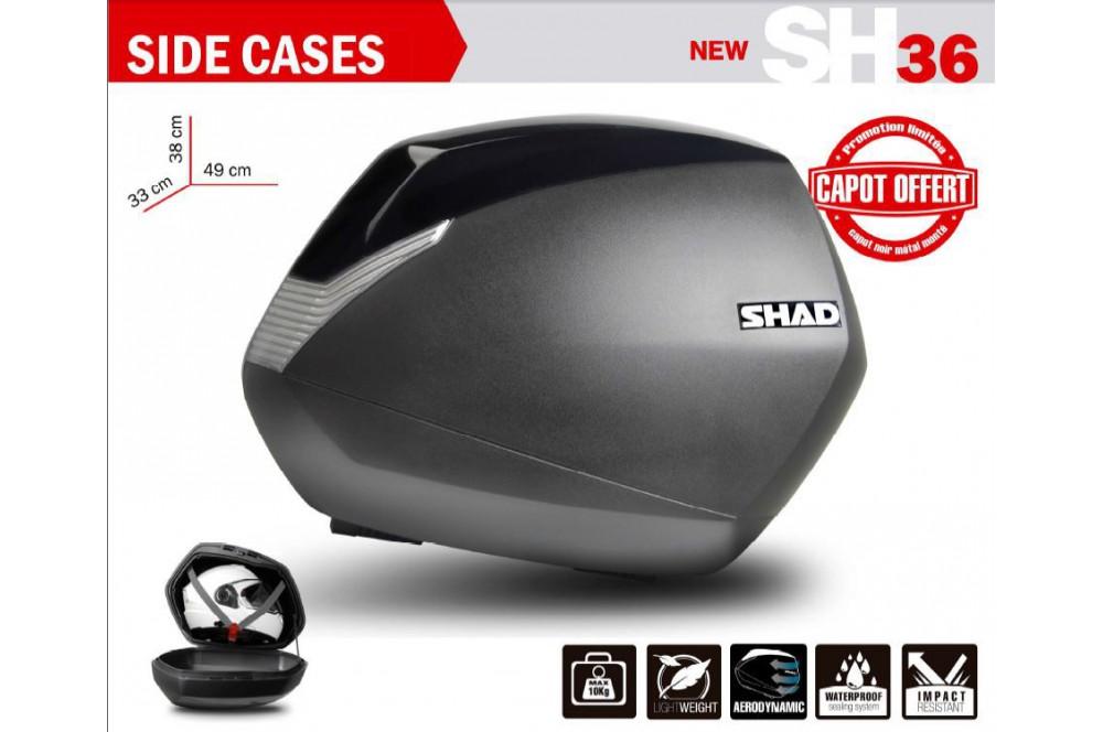 Valises latéral Shad SH36