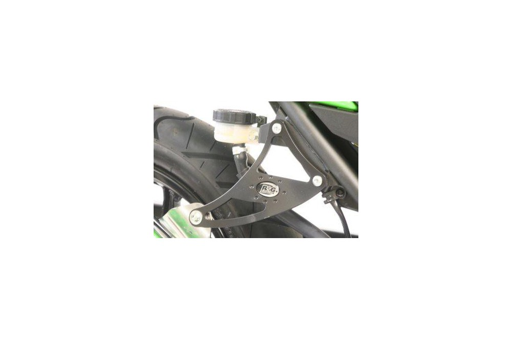 Support de Silencieux R&G Kawasaki ZX250R