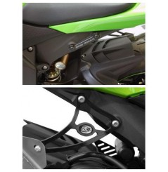 Support de Silencieux R&G Kawasaki ZX-6 R